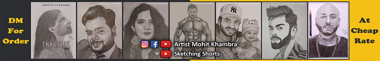 Artist Mohit Khambra - My Art Channel